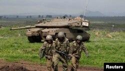 El simulacro contempla una masiva movilización de soldados y equipos en las zonas fronterizas amenazadas.