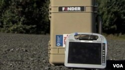 Prenosni radar Finder, za pronalaženje živih ljudi zatrpanih pod ruševinama