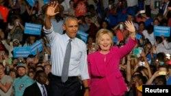 Los demócratas esperan que Obama sea el mejor posicionado para persuadir a los votantes que Clinton es la persona correcta para la presidencia.