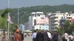Shëngjini nderon Haradinajn