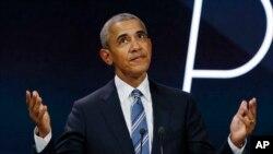 前总统奥巴马
