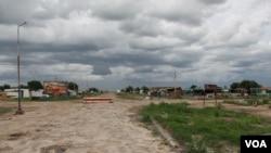 Bentiu, South Sudan. (Benno Muchler/VOA)