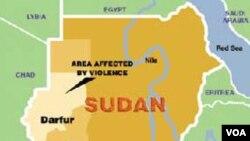 Pasukan penjaga perdamaian dan pekerja bantuan asing menghadapi kekerasan yang meningkat di Darfur sejak Maret 2009.