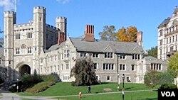 미국 프린스턴 대학 캠퍼스. (자료사진)
