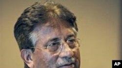 احتمال توقیف مشرف در زمان برگشت به پاکستان