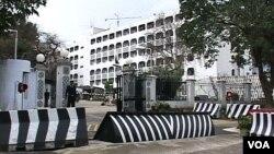 پاکستان کی وزارت خارجہ کی عمارت اسلام آباد