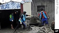 台风在台湾估计造成500人死亡