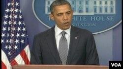 Presiden Obama mengumumkan penarikan semua pasukan AS dari Irak akhir tahun ini (21/10).
