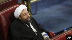 لاریجاني: حکومت به بلواکونکي او یاغیان اعدام کړي