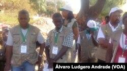 Jornalistas guineenses (Arquivo)
