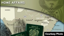 The South African government is said to be deeply divided on renewing the permits of thousands of Zimbabweans living in that country. (Photo: SA Home Affairs website)