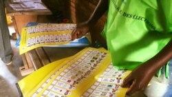 Le porte-parole de l'Autorité Nationale des Elections, Julius Rufin Ngouandé-Baba, joint par Pascaline Magalé