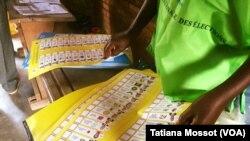 Les listes électorales présentées lors des élections législatives couplées à la présidentielle du 30 décembre 2015.