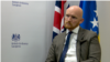 Ambasador Velike Britanije Matthew Field tokom intervjua sa Glasom Amerike