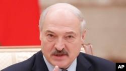 Президент Республики Беларусь Александр Лукашенко. Архивное фото.