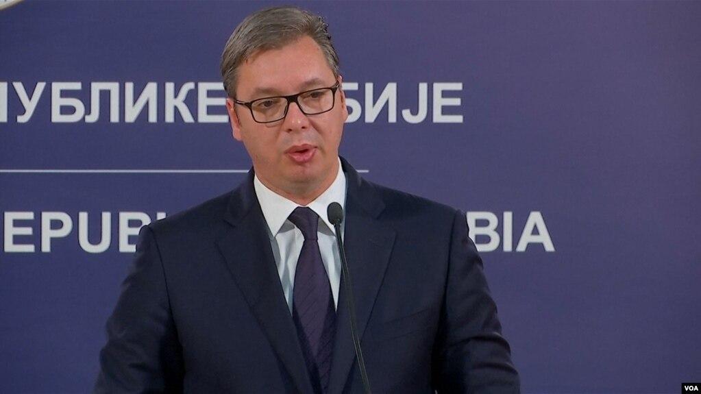 Vuçiç: Angazhohem për ndarje ndërmjet serbëve dhe shqiptarëve