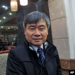 全国政协委员蔡继明