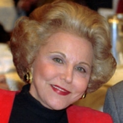 Advice writer Ann Landers related to her readers as if they were old friends