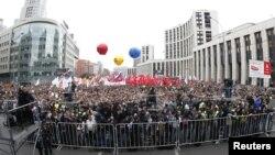 «Марш миллионов» в Москве 15 сентября 2012 года.