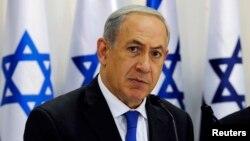 FILE - Israel's Prime Minister Benjamin Netanyahu, Nov. 10, 2013.
