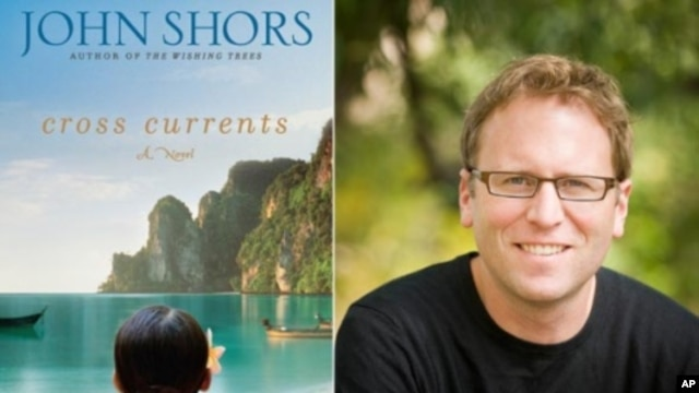 Author John Shors' novel,  'Cross Currents,' was inspired by the devastating tsunami that hit Thailand and other south Asian countries in 2004.