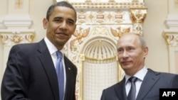 ԱՄՆ-ի նախագահ Բարաք Օբաման և Ռուսաստանի վարչապետ Վլադիմիր Պուտինը (արխիվային լուսանկար)