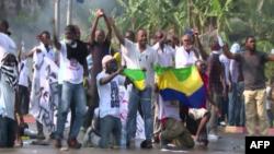 Imyiyerekano muri Gabon