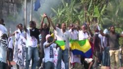 Idriss Fall, envoyé spécial de VOA Afrique au Gabon, en direct dans notre édition de 7h T.U.