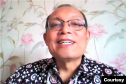 Ketua MCCC, Dr Mohammad Agus Samsudin. (Foto: pribadi)