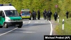Germany Anti Terror Raid