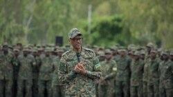 Prezida w'u Rwanda yongeye kwiyama abashaka guhungabanya umutekano w'u Rwanda