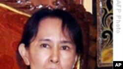 缅甸反对党要求释放昂山素季