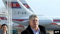 Thứ trưởng Ngoại giao Nga Alexei Borodavkin đến Bắc Triều Tiên