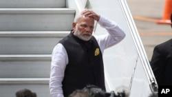 بھارت کے وزیرِ اعظم نریندر مودی (فائل فوٹو)