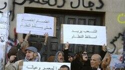 بحران ديکتاتوری ها در خاورميانه همچنان در صدر توجه رسانه های جهان قرار دارد