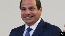 Shugaban Kasar Masar El-Sissi
