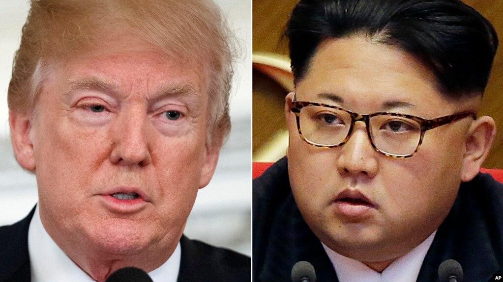 Cuộc họp dự kiến giữa Tổng thống Mỹ Donald Trump (trái) và lãnh tụ Triều Tiên Kim Jong Un (phải) được xem là một hội nghị thượng đỉnh lịch sử.