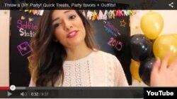 YouTube blogger Bethany Mota.