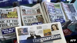 Почему автора статей о WikiLeaks депортировали из России?