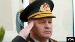 Müdafiə naziri Səfər Əbiyev