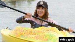 هنرمند جوان ژاپنی به نام مگومی ایگاراشی در سال ۲۰۱۴ اقدام به طراحی نمونه هایی از این قایق های تک نفره کرد