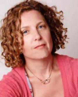 Journalist and author Peggy Orenstein