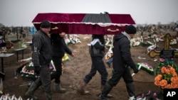 Украина, Мариуполь 29 января 2015