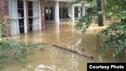 Poplave u Baton Ružu, u Luizijani