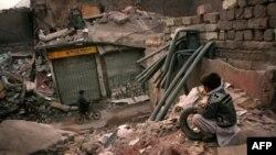 В Узбекистане произошло 6-балльное землетрясение