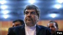 علی جنتی وزیر فرهنگ و ارشاد اسلامی ایران