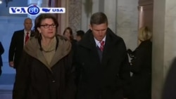 Cố vấn An ninh Quốc gia Mỹ từ chức vì có liên hệ với Nga (VOA60)