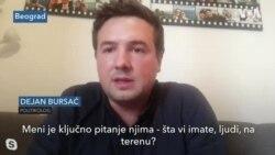 Politikolog Dejan Bursać o novom sastanku opozicije u Srbiji