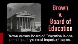 US Supreme Court: Brown v. Board of Education