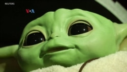 "Demam ""Baby Yoda"" Mendongkrak Penjualan Mainan"